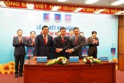 PV GAS, PTSC, PV Power, PVChem ký kết thỏa thuận hợp tác đầu tư và cùng phát triển