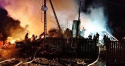 Sập toà nhà 3 tầng trong vụ nổ khí gas tại Ba Lan