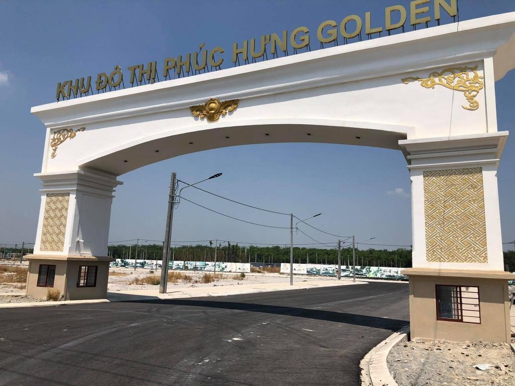 Bình Phước: Nhiều bất thường tại dự án khu đô thị Phúc Hưng Golden